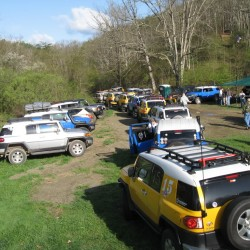Staging Area 2010